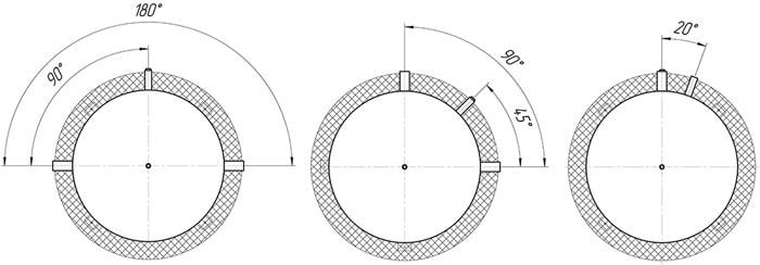 Схема — теплоаккумулятор с нижним спиральным теплообменником