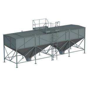 Склад топлива СТ-40